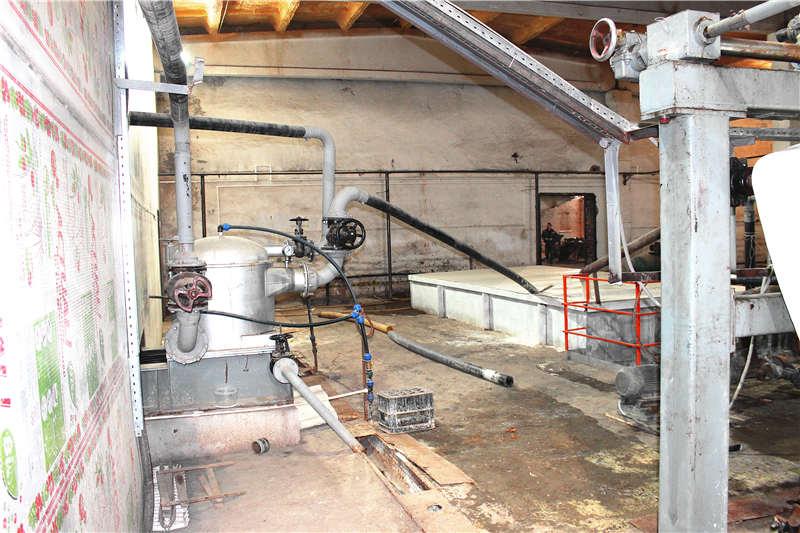制漿造紙機械